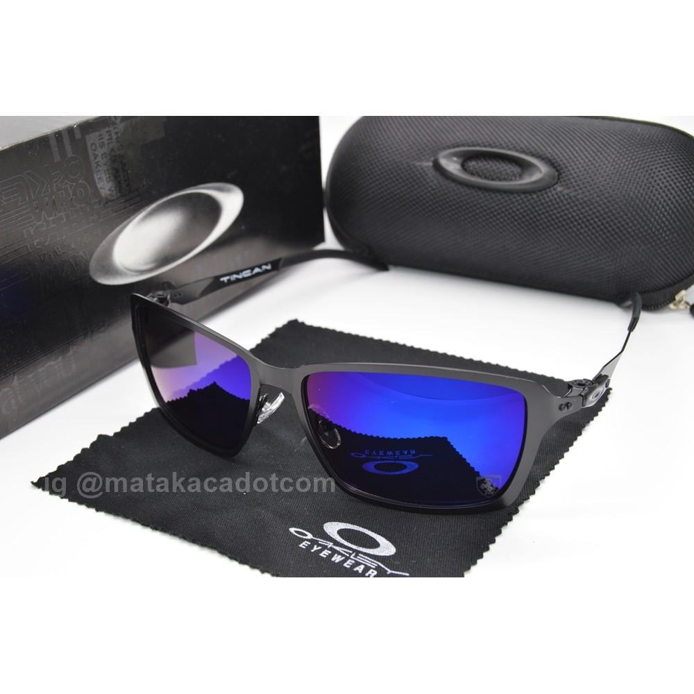 78c274c3c2 Promo Kacamata Sunglass O kl y Tincan 4082 Biru Tua List Hitam ...