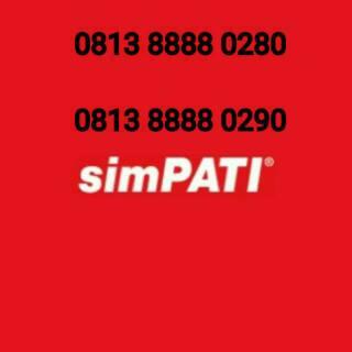 ... Nomor Cantik Telkomsel Simpati kw 8888 langka mudah diingat. suka: 12