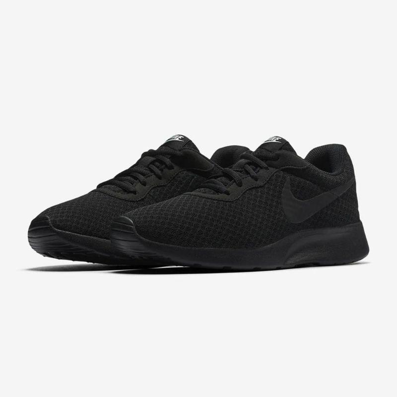 Sepatu Diskon!! Nike Tanjun Black Men ORIGINAL