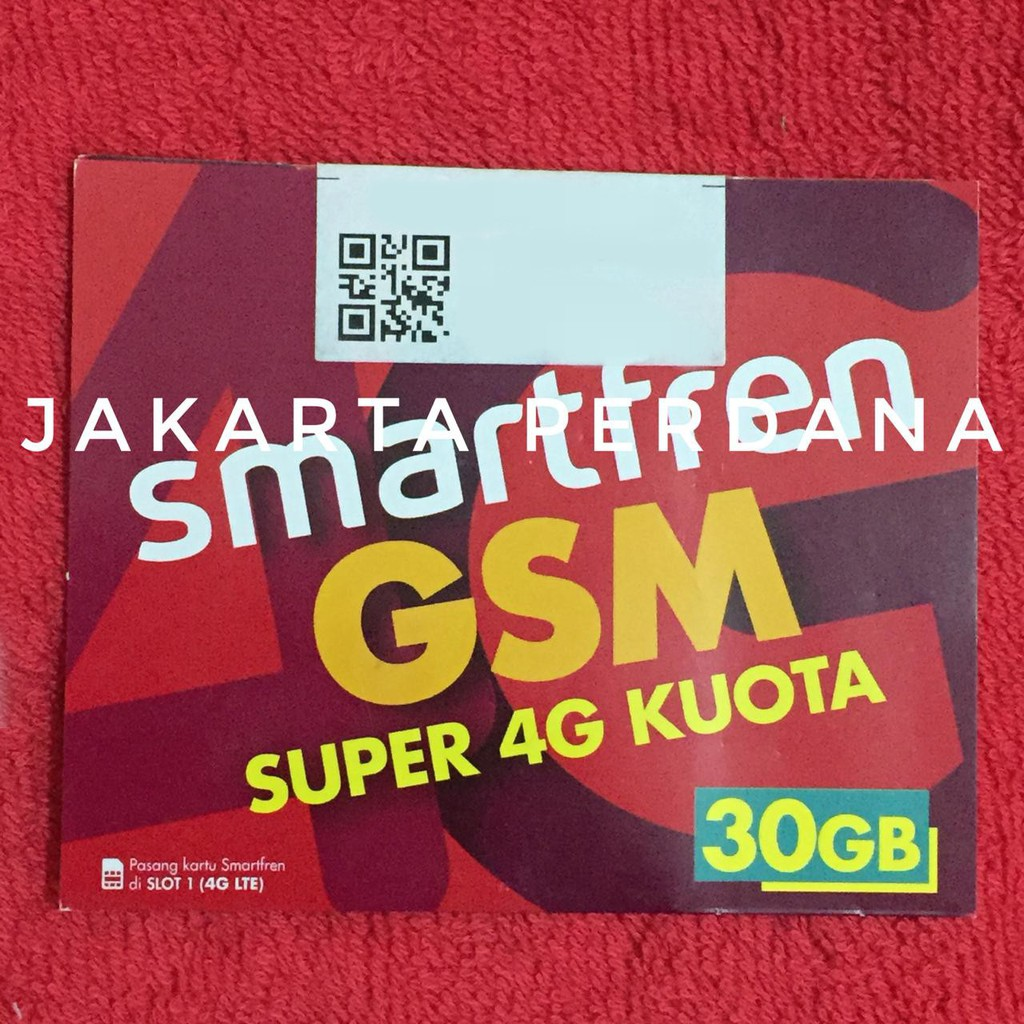 Perdana Tri Aon 12 Gb Kartu Kuota Internet Shopee Indonesia Smartfren 13