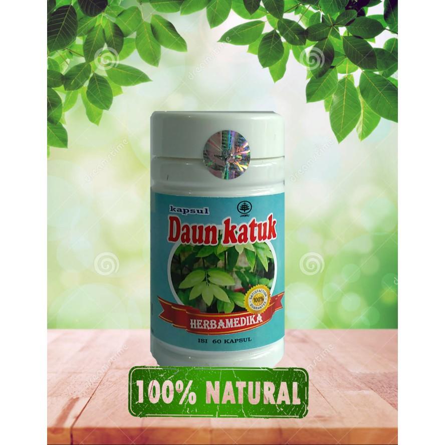 Kapsul Daun Kelor 60 Herba Medika Shopee Indonesia Teh Moringa Tea 4 Box X 25s