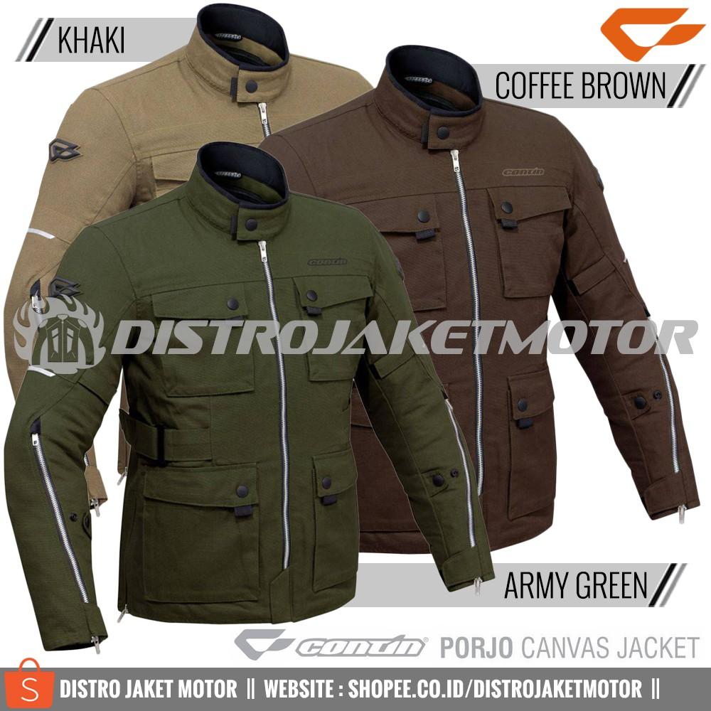 Jaket Contin KAMERAD ARMY  4fee24b534
