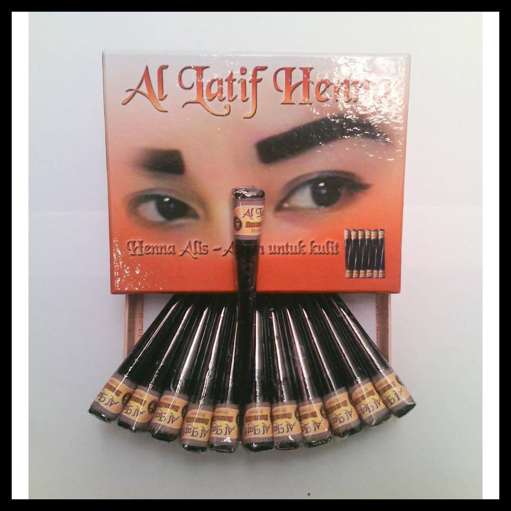 60 Cara Memakai Henna Alis Al Latif Terlengkap Tuttohenna