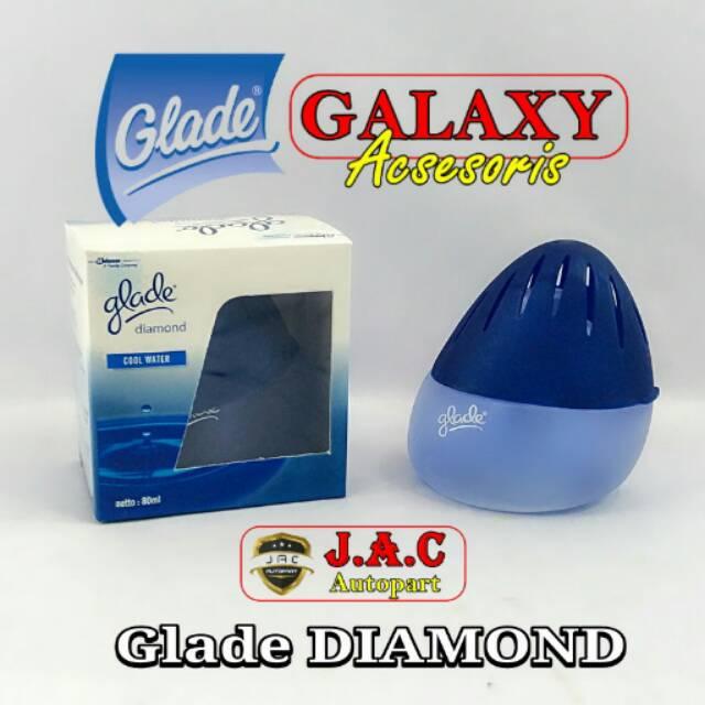 Parfum Mobil Glade Diamond Shopee Indonesia