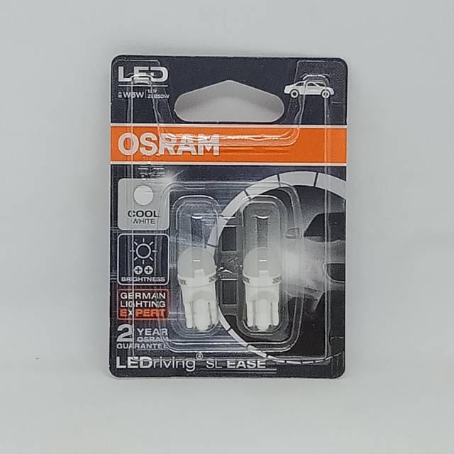 Lampu  Bohlam Colok Led T10 Osram Untuk Lampu Senja  Lampu