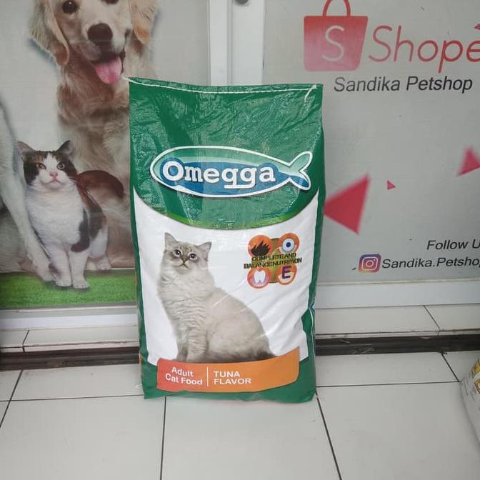Makanan Kucing Murah Omegga 20 Kg No Maxi Bolt Felibite Momocat