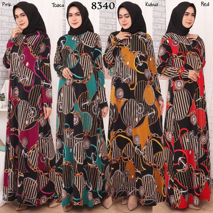 Model Baju Gamis Terbaru 2020 Model Baju Lebaran Untuk Remaja Xn763 Baju Gamis Wanita Terbaru Gamis Shopee Indonesia