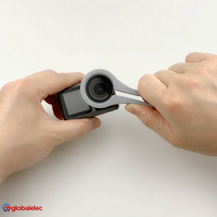 Durable Osmo Action Lens Release Tools Camera Lens Filter Installation Removal Clip 3cd