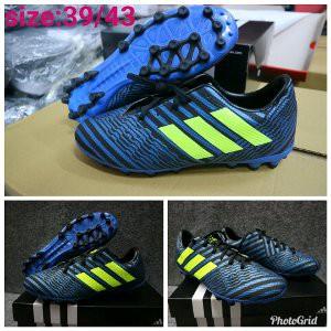 Sepatu Bola Import Adidas Nemesis Grade Original Made In Vietnam