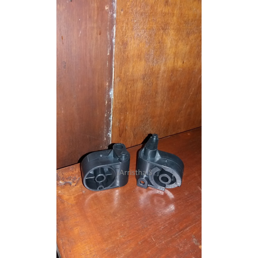 Hx T303 12v Double Mithchell Kipas Angin Mobil Hitam Shopee Indonesia Gse T 303