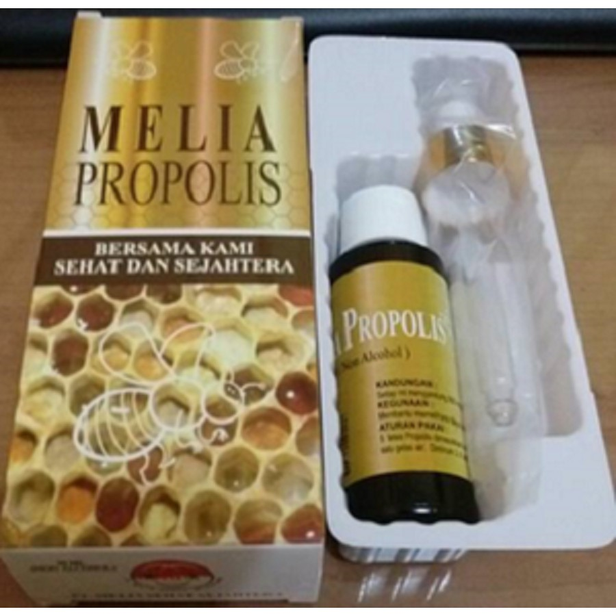 Propolis Brazilian Ori Shopee Indonesia Procetin By Prosmart 1 Box