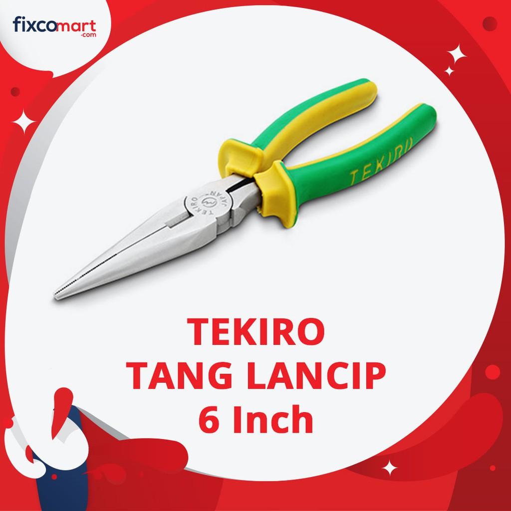 EELIC TAK-B6I Tang Kombinasi 6 Inch Berkualitas Tinggi | Shopee Indonesia