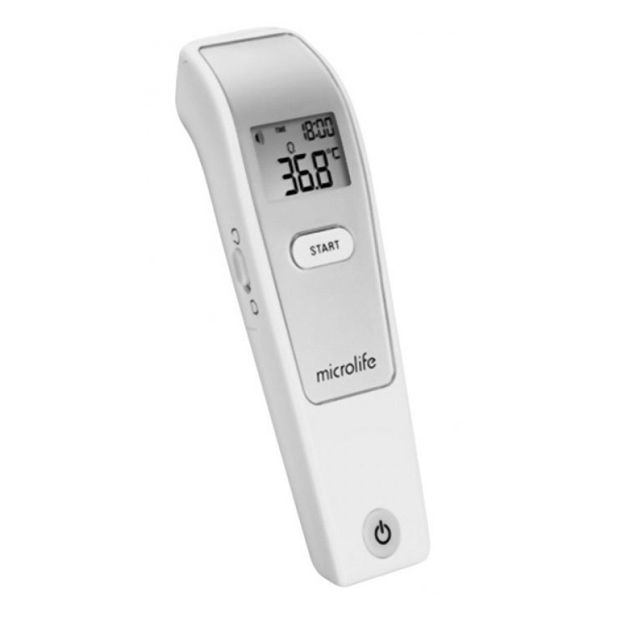 Beli Microlife Fr1dl1 Termometer Infrared Non Kontak Gratis Veta Kotak P3k Mobil Shopee Indonesia