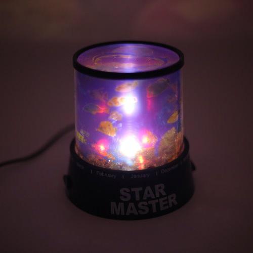Lampu Tidur Proyektor LED SEA MASTER BISA PUTAR + MUSIC   Shopee Indonesia