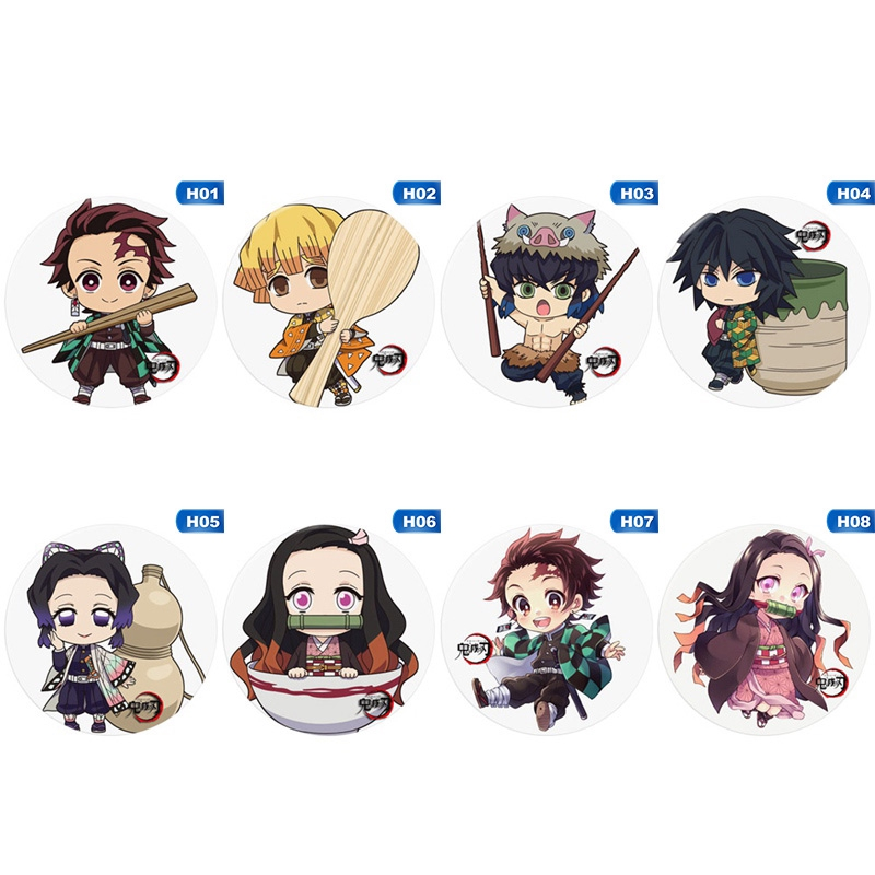 Pin Bros Karakter Anime Lucu Shopee Indonesia