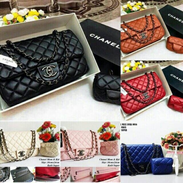 Moon bag   Tas Fashion Wanita Model Import Lucu Tali Rantai  49a00cc457