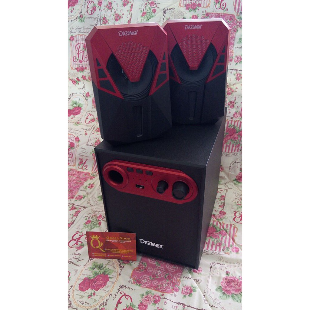 Speaker Party And Portable Dazumba Dm616x Shopee Indonesia Onepe Dz 260 One Pe