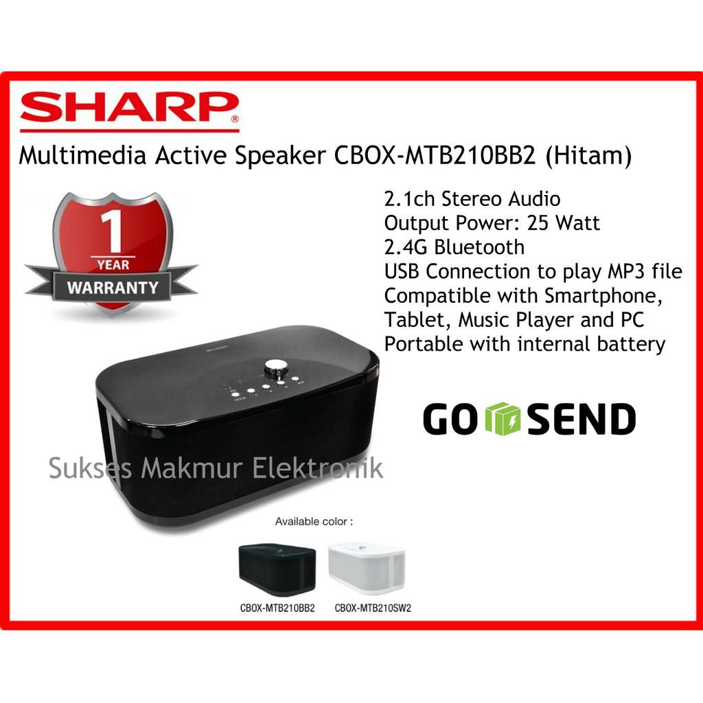 Sharp Speaker Box ...