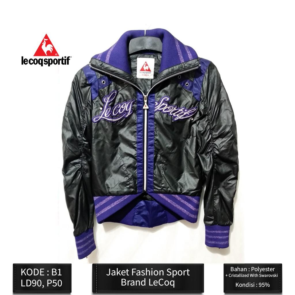 Jaket PL Sport Fashion LeCoq