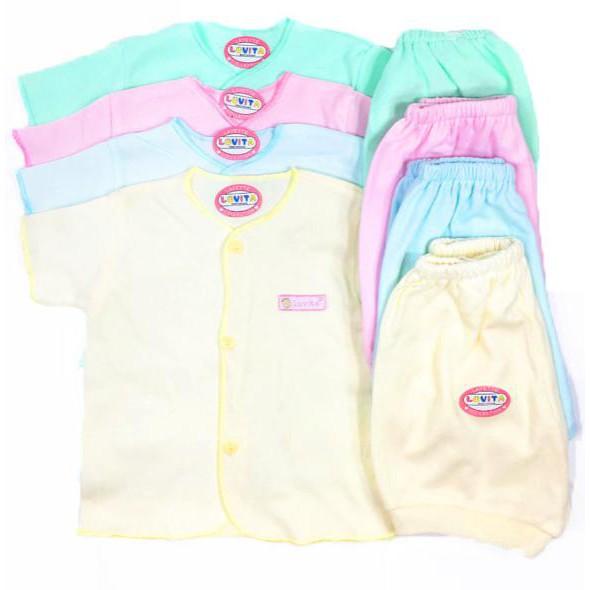 Baju bayi 4SET luvita ...