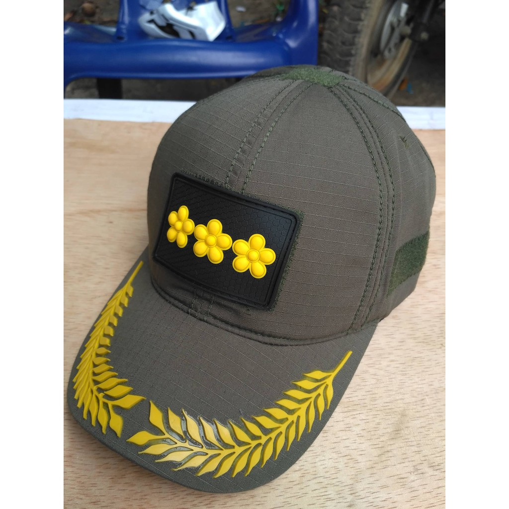 topi pamen patch rubber tni al hitam molay tactical  c7f572bacf