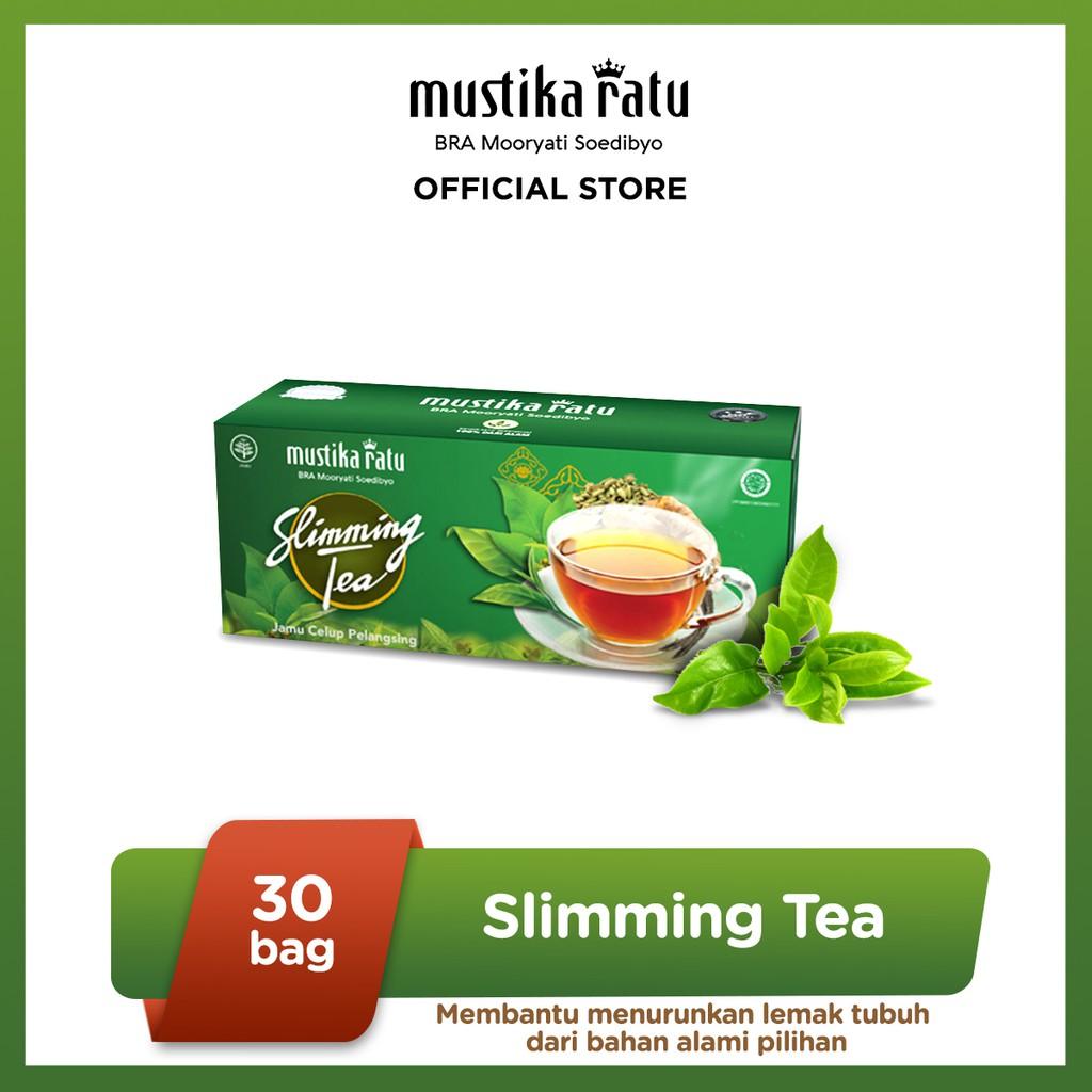 indonezia slimming tea