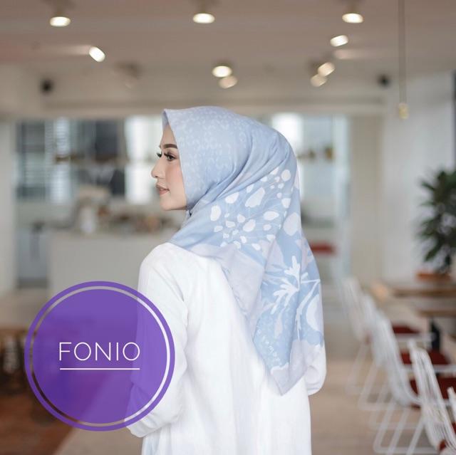 Kerudung Puru Kambera Fonio Shopee Indonesia