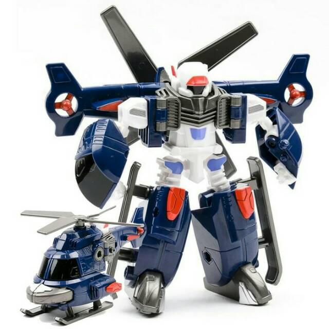Tobot Mini Adventure Y Original Transformer Robot Shopee Indonesia