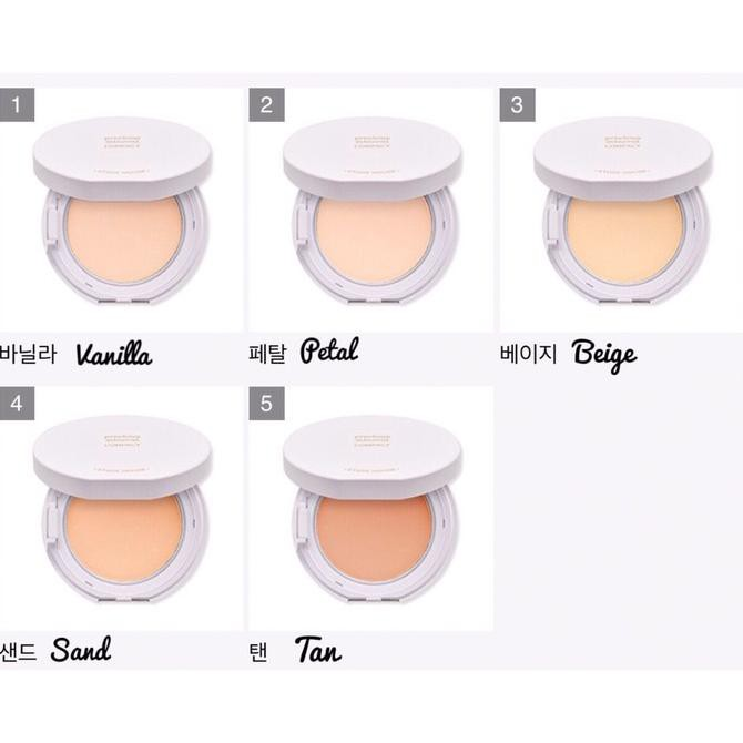 New Product Etude House Precious Mineral Bb Bright Fit Compact Powder Bedak Padat Free Ongkir   Shopee Indonesia