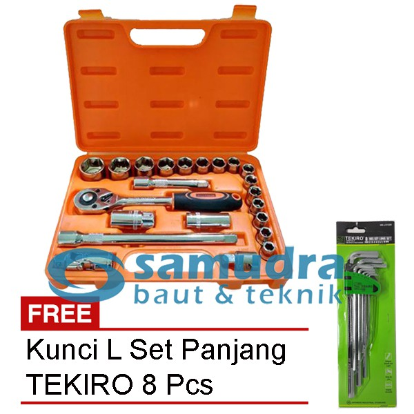 KUNCI L SET PANJANG KOMBINASI BINTANG 9 PCS HDT EXTRA LONG HEX KEY | Shopee Indonesia