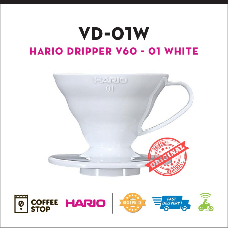 Pour Over Stand / Drip Station for V60, Kalita, & Kono - Loophy Double | Shopee Indonesia