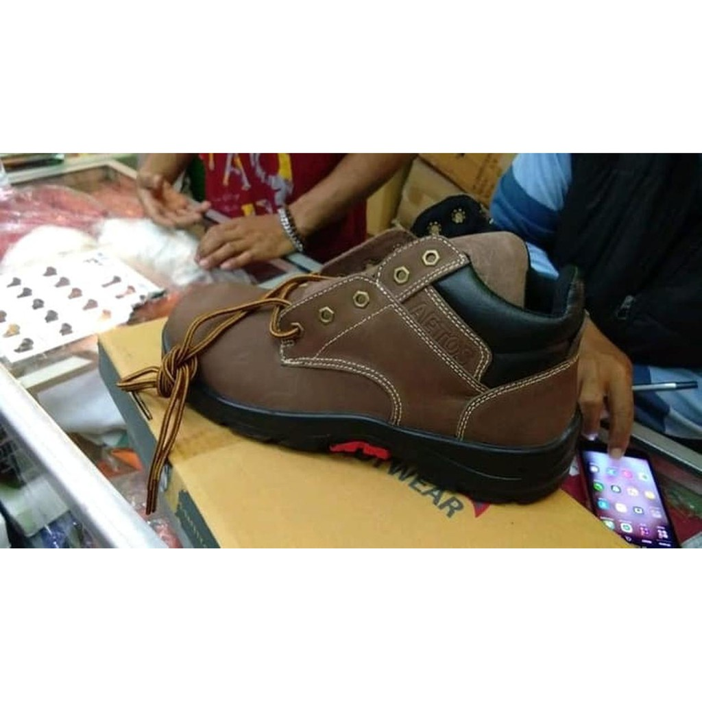 [Safety] sepatu safety aetos mercury