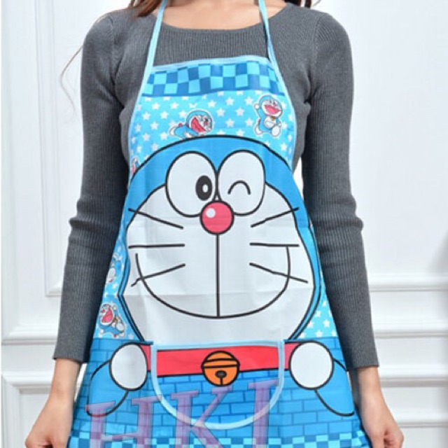 Ini Saja Celemek Plastik Hello Kitty Apron Plastik Dapur Anti Air Waterproof Serba Murah..~.. | Shopee Indonesia