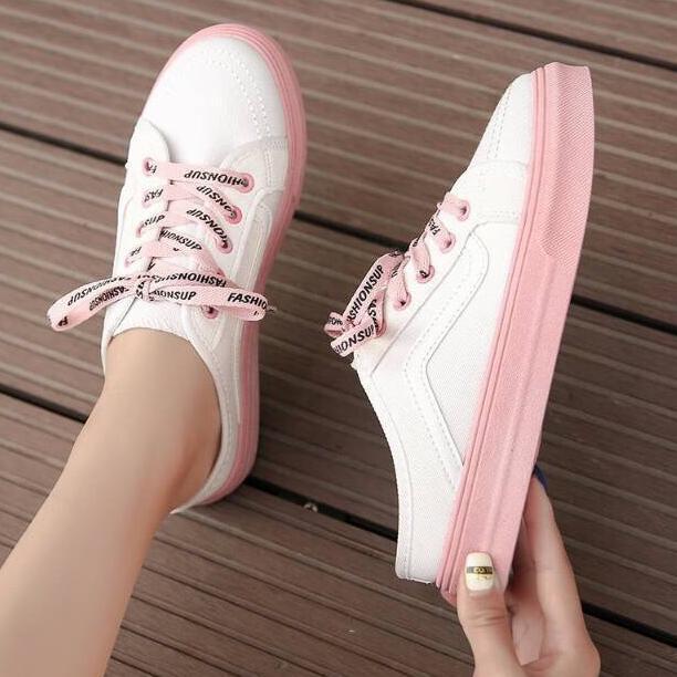 Ready St Cod Sneaker Sepatu Tali Sepatu Korea Style Sepatu