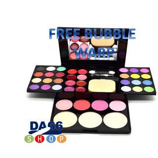 ADS6328 - ADS 39 COLORS EYESHADOW SET MAKEUP KIT PALLETE EYESHADOW SET 39 WARNA thumbnail