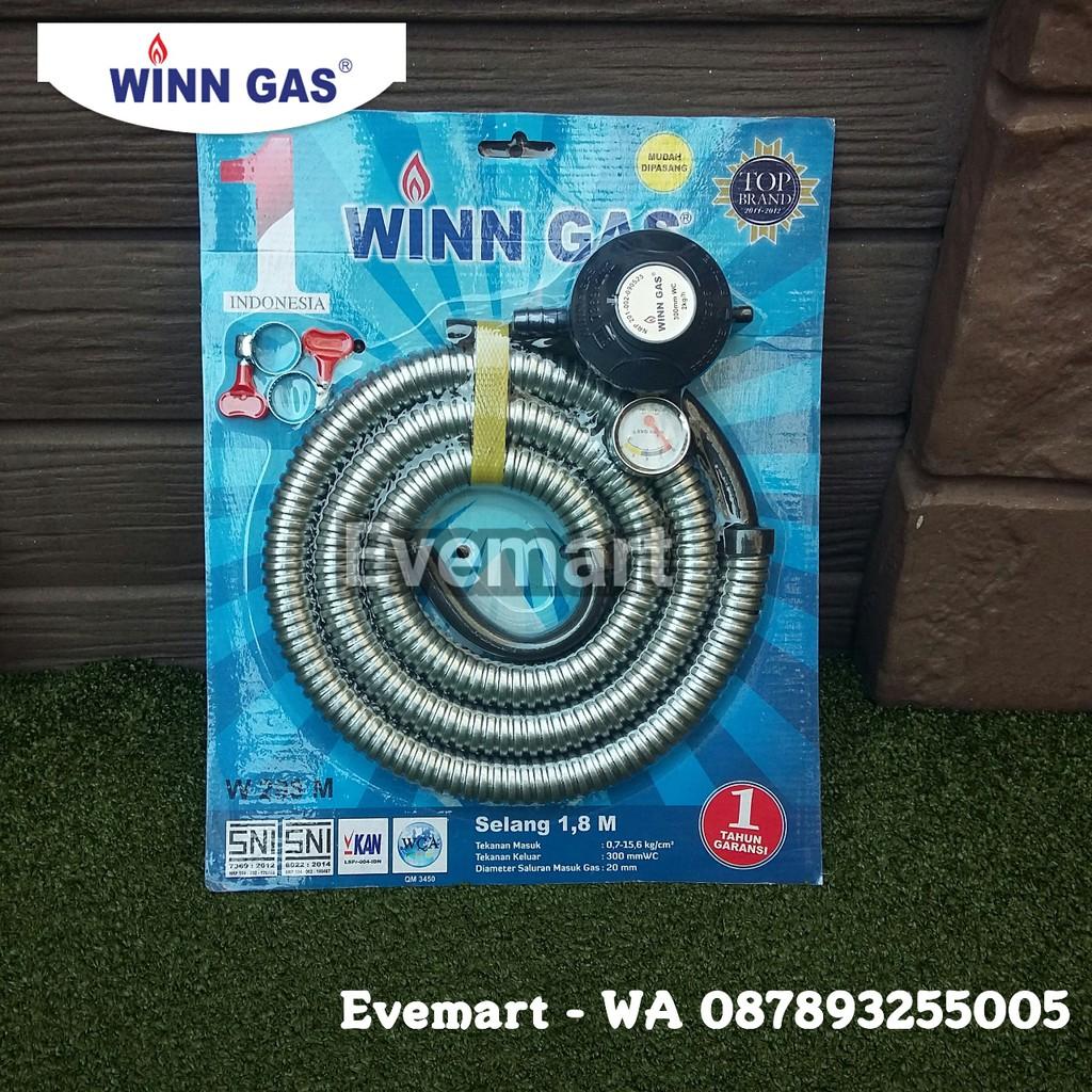 Destec Com 201 S Regulator Gas Shopee Indonesia Alat Kompor M Tekanan Rendah Meter 201m Com201