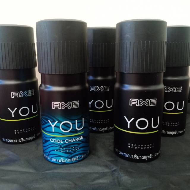 Parfum Axe Deodorant Body Spray 150ml Khusus Pulau Jawa Shopee