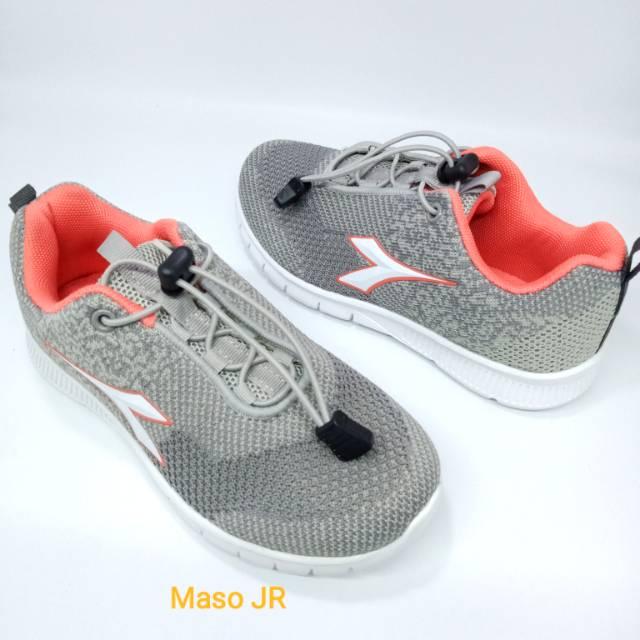 Size 31 Sepatu Diadora Anak Maso Jr Shopee Indonesia