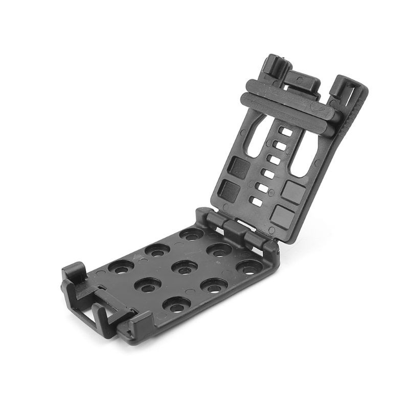 Outdoor Practical Waist Clamp Belt Clip With screws Tool For Kydex Holster