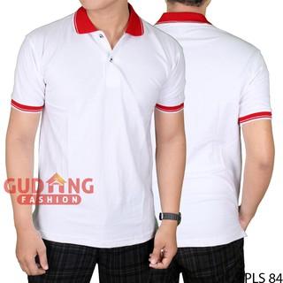Shopee Pakaian Pria Kaos Pendek Berkerah Pria - PLS 84. suka: 1