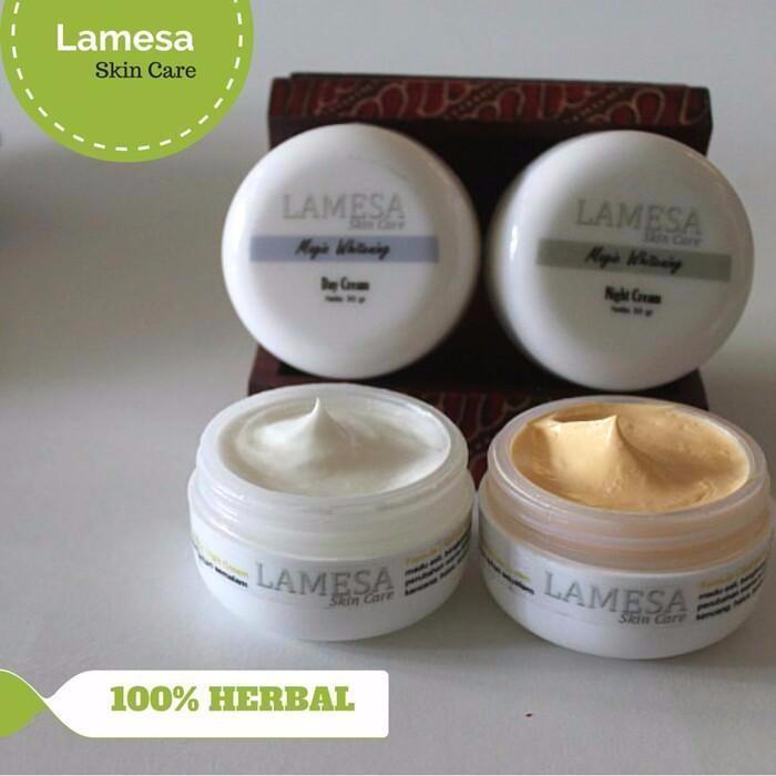 Cream Pemutih Wajah BPOM AMPUH Krim Muka Herbal Alami Tanpa Efek Samping | Shopee Indonesia