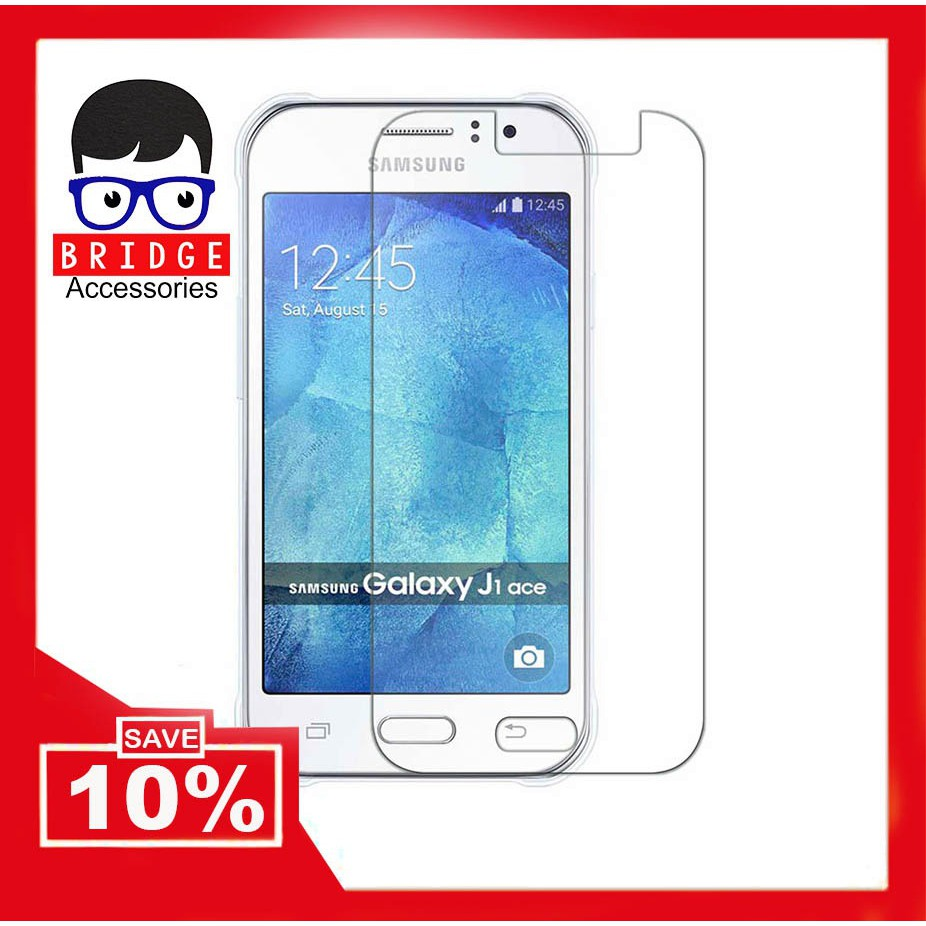 Softcase Samsung Galaxy J1 Ace list chrome- Silver + Gratis Tempered Glass | Shopee Indonesia