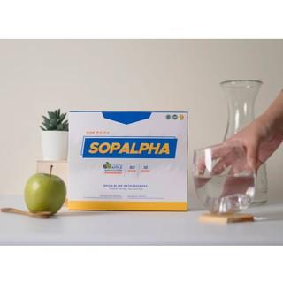 [100% ORIGINAL] Bioboost SOPALPHA - 1 BOX 18 sachets ...