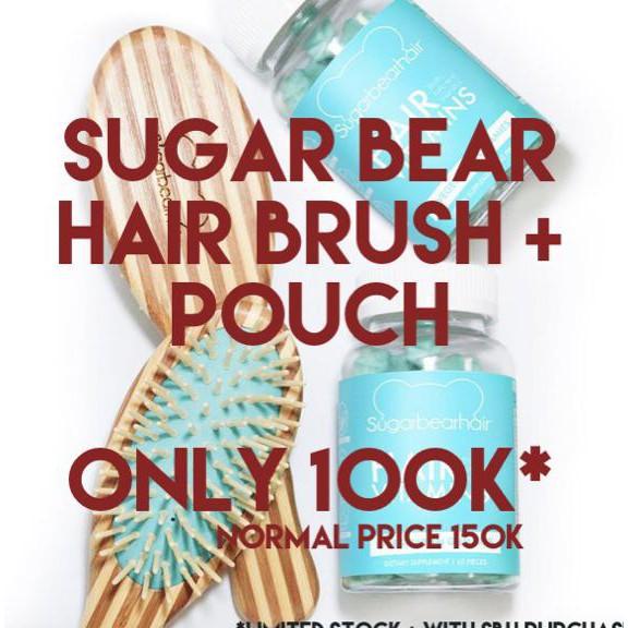 Promo/ [100% ORIGINAL USA] Sugarbearhair Sugar Bear Hair Sugarbear Hair /Murah   Shopee Indonesia