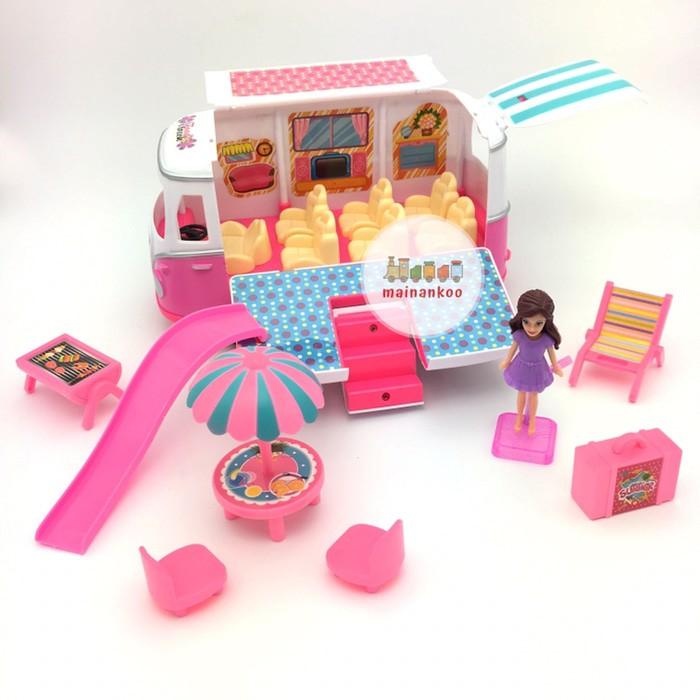 Dijual Kitchen Set Kfc Mainan Anak Cewe Cowo Dapur Masak Berkuali Nq358 Food Truck Barbie 7887 Shopee Indonesia
