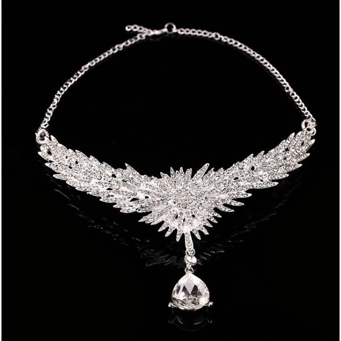 Bando Mahkota Kristal Berlian Imitasi untuk Aksesoris Rambut Pengantin Wanita | Shopee Indonesia