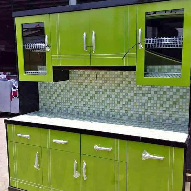 Kitchen Hpl Minimalis Lemari Dapur Rak Piring Kitchen Duco Kitchen Set Halocardshop221 Shopee Indonesia