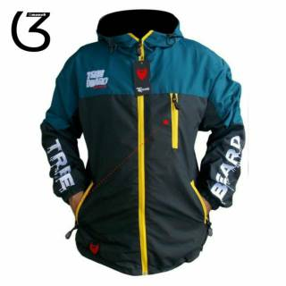 TREEBEARS ORIGINAL - JAKET OUTDOOR PARASUT WINDBREAKER
