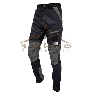 Celana Outdoor Panjang Quickdry - Celana Hiking - Celana Gunung TNF