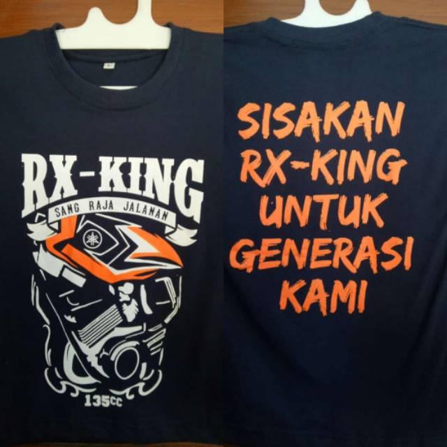 Kaos Rx King Anak Anak Sisakan Rx King